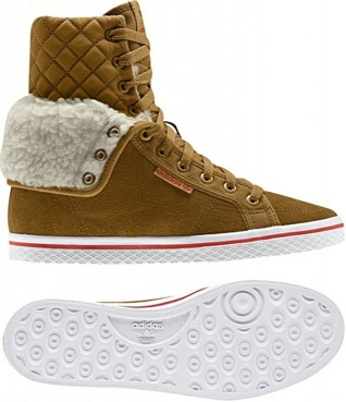 Buty ADIDAS HONEY HI COLLEGIATE W G95621