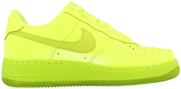 Buty Nike Air Force 1 (GS) Volt/Fierce Green 596728 701