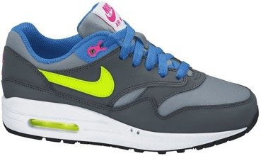 Buty Nike Air Max 1 (GS) Magenta Grey 555766 015