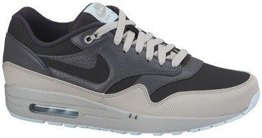 Buty Nike Air Max 1 Leather Dark Ash 654466 201