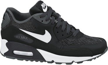 Buty Nike Air Max 90 (GS) Anthracite/White  307793 005