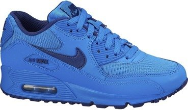 Buty Nike Air Max 90 (GS) Photo Blue  307793 408