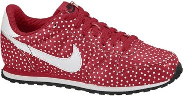 Buty WMNS Nike Genicco Print University Red 705283 610