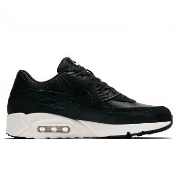Buty męskie Nike Air Max 90 Ultra 2.0 Leather Black/White 924447 001