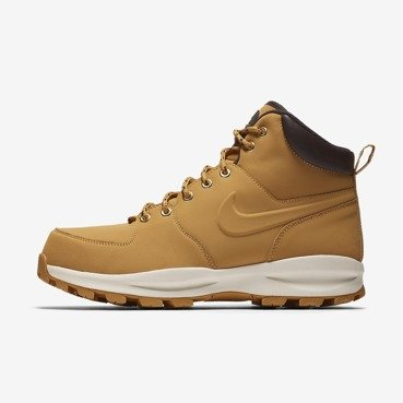 Nike Manoa Leather Haystack/Brown 454350 700
