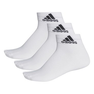 Skarpety treningowe adidas Performance Thin Ankle 3PP AA2320