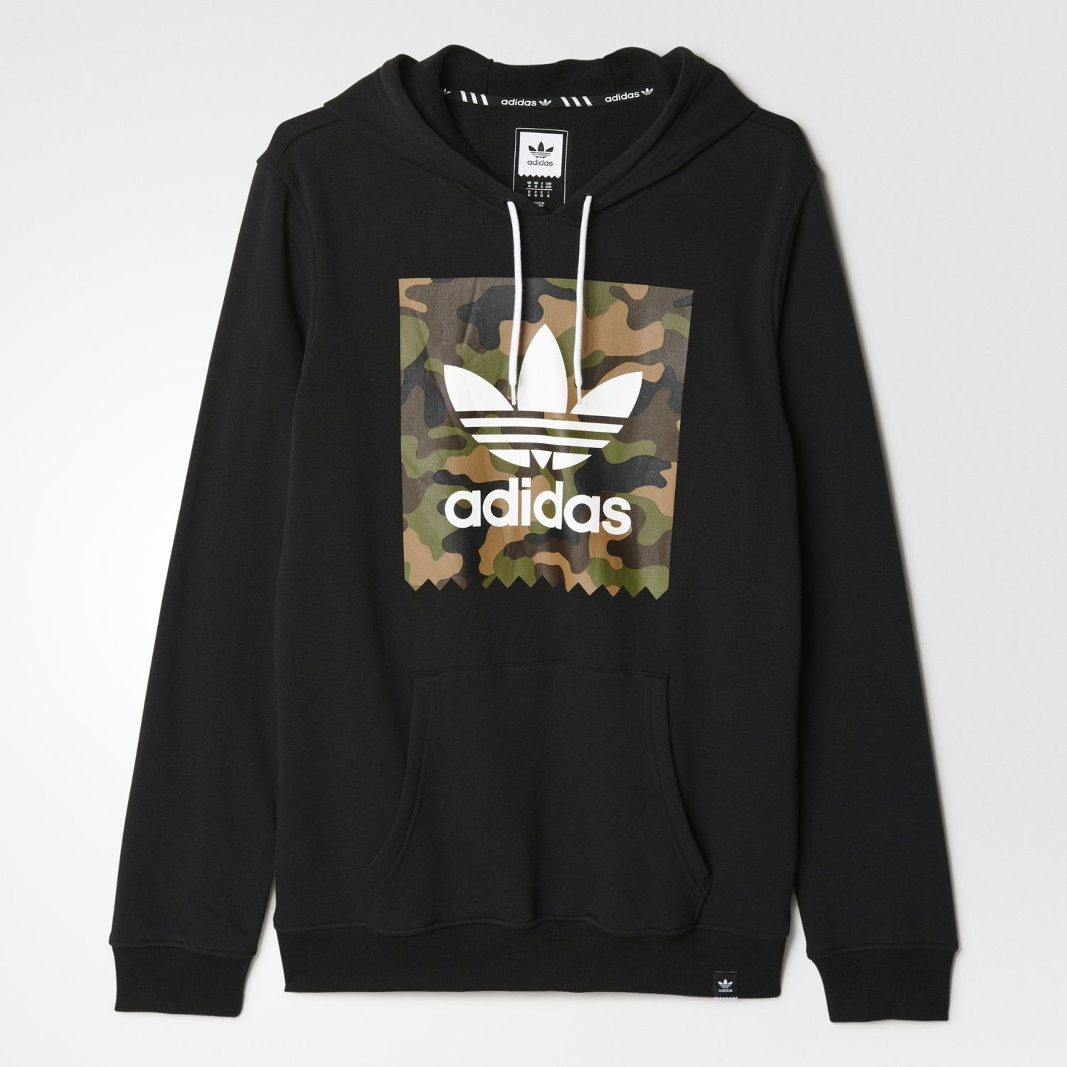 bluza adidas camouflage blackbird pullover hoodie ay8897. Black Bedroom Furniture Sets. Home Design Ideas