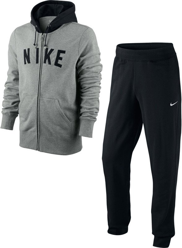 Dres NIKE AD FT FZ WARM UP 521548 063